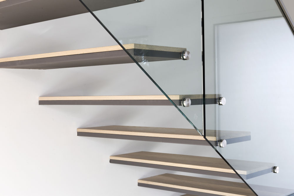 mrail Modern Stairs | Cantilevered Stairs